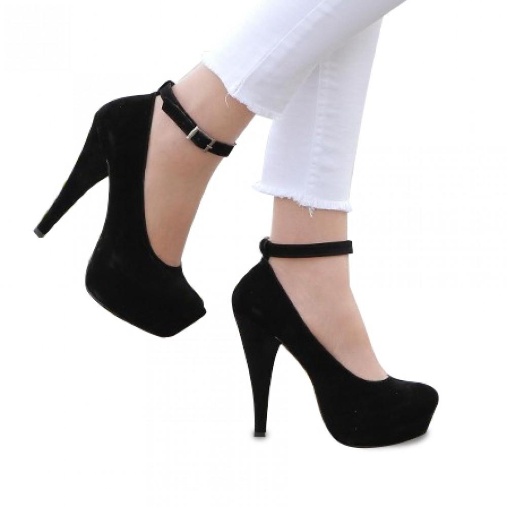 JTN CLUP Topuklu Kadın Ayakkabı