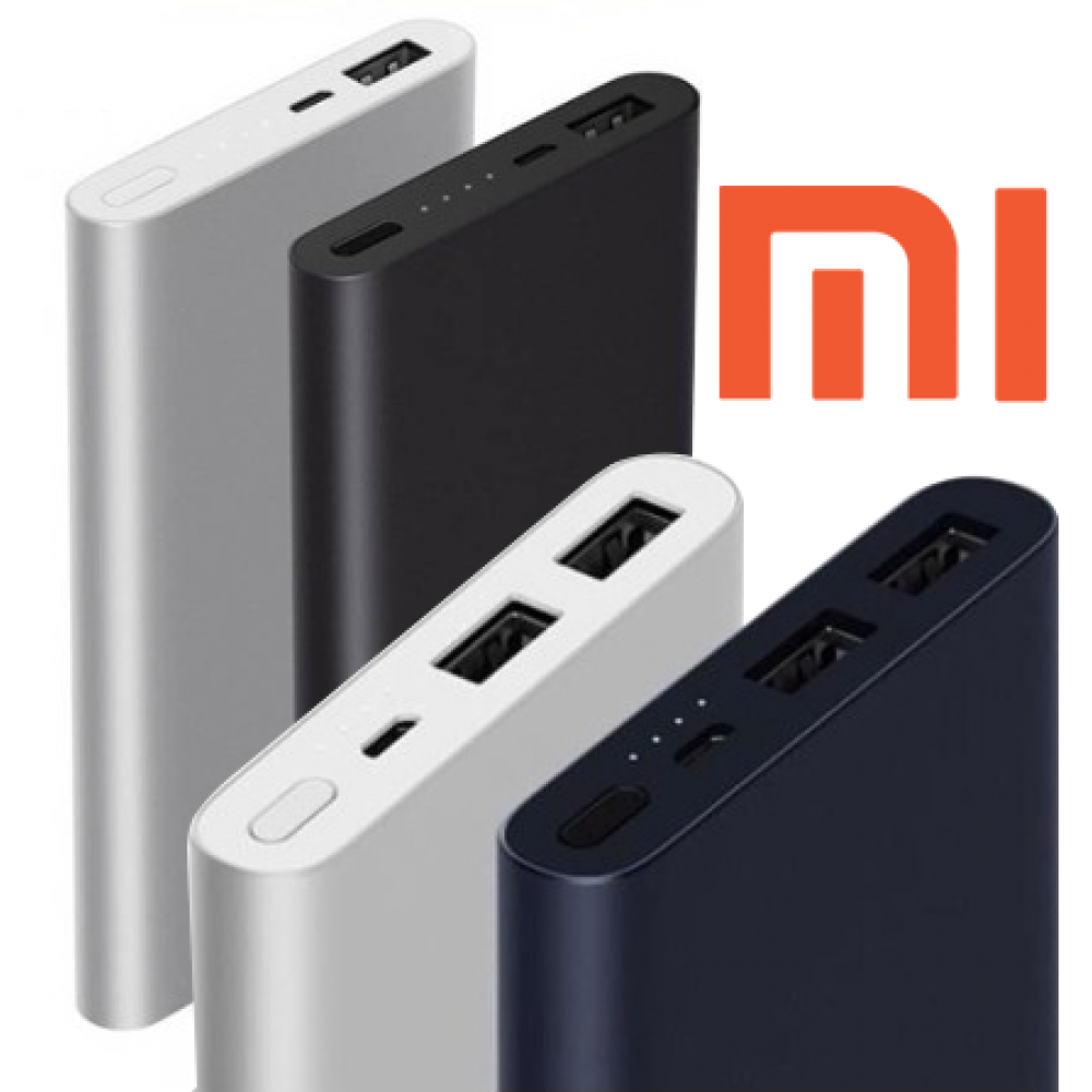 Xiaomi Mi 10000 mAh Powerbank USB 3.0