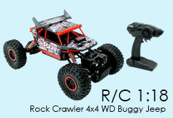 rc araba jeep