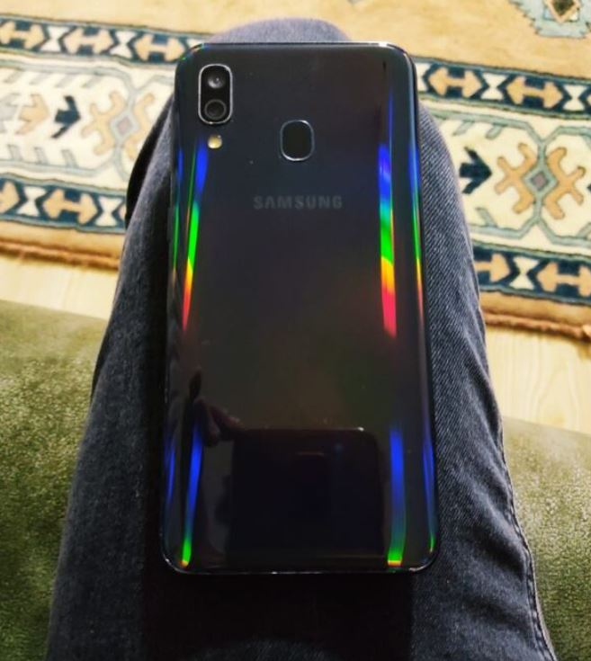 Samsung A40 Cep Telefonu