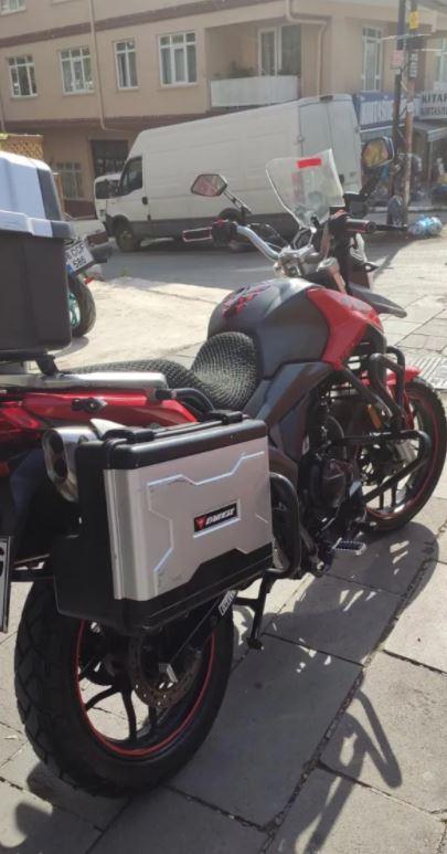 Acil Satılık Mondial 125 Evo RX1 Motosiklet