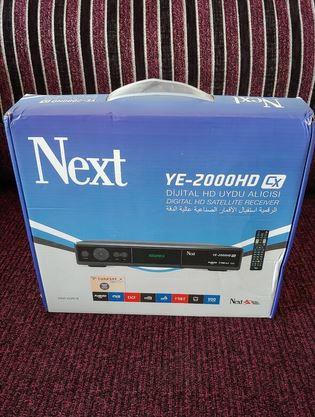 Next YE 2000HD CX Uydu Alıcısı