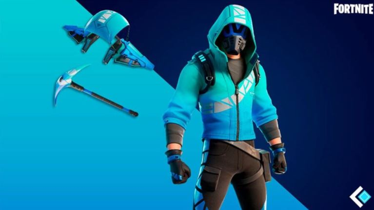 Fortnite Intel Skin