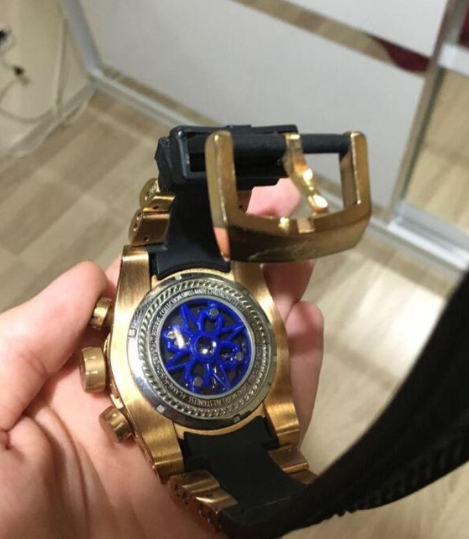 Acil Satılık Invicta ZEUS Saat
