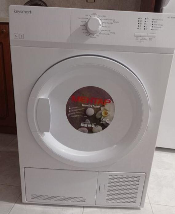 Kurutucu Çamaşır Makinesi