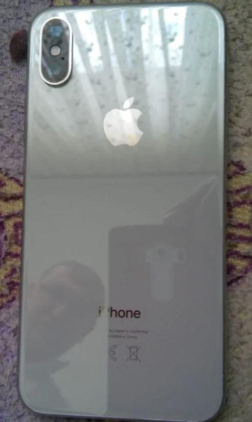 iPhone X 64 GB Beyaz