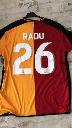 2001 2002 Galatasaray Radu Niculescu Forması
