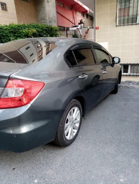 2013 Honda Civic 1.6 ES Premium