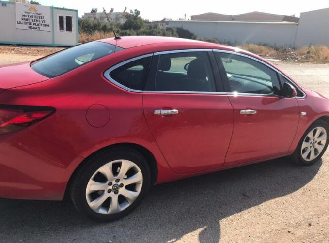 2013 Opel Astra Business 1.3 CDTI 95HP