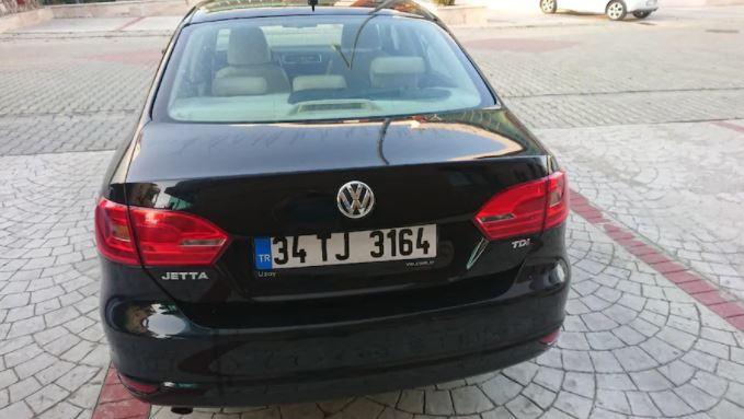 2014 Volkswagen Jetta 1.6 TDI Comfortline DSG