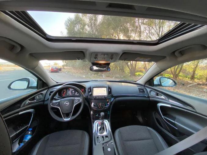 2016 Opel Insignia 1.6 TDI Elite