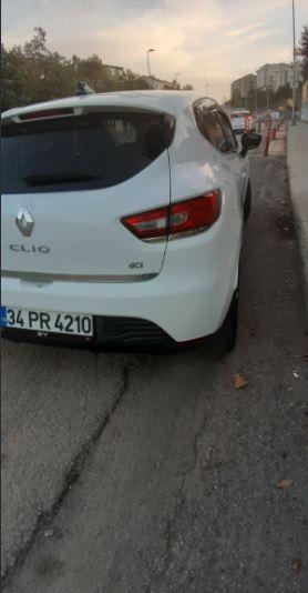 2016 Renault Clio Joy 1.5 DCI 75 BG
