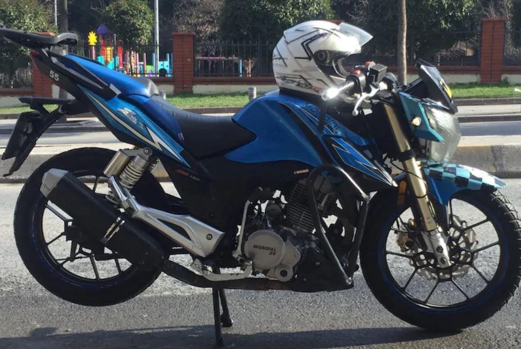 Mondial Zone Motosiklet