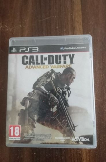 Call Of Duty Advanced Warfare Oyun