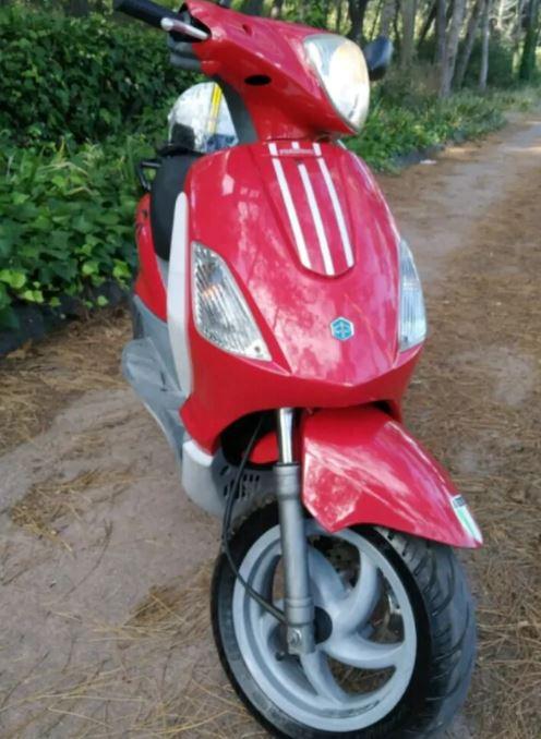 FLY 100 Motosiklet