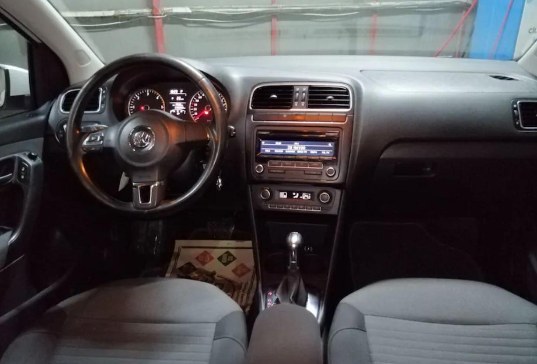 Volkswagen Polo 1.6 TDI Comfortline DSG