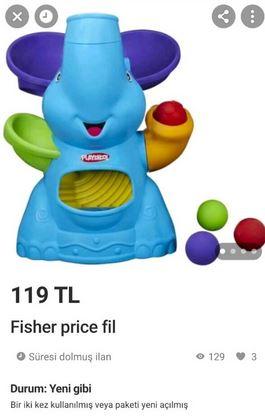 Fisher Price Fil