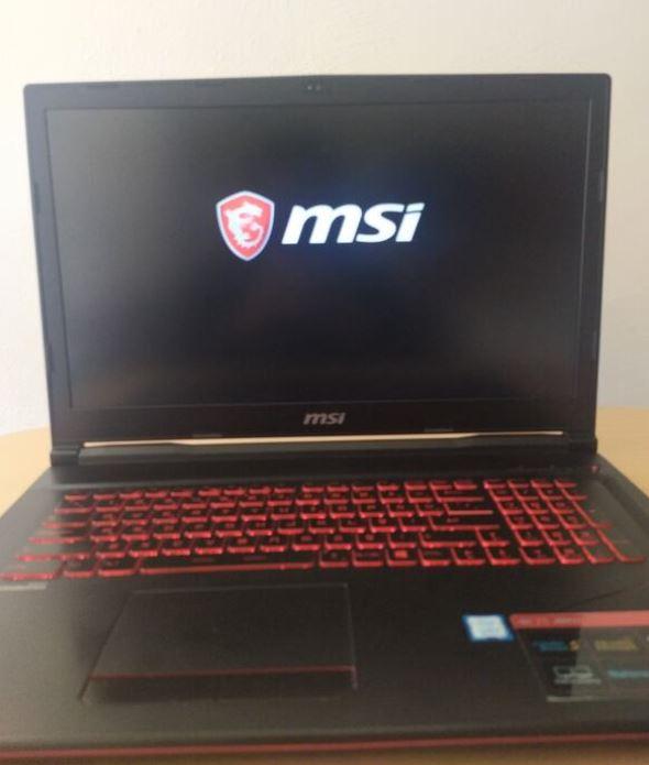 MSI GL73 8RC Laptop Gaming PC