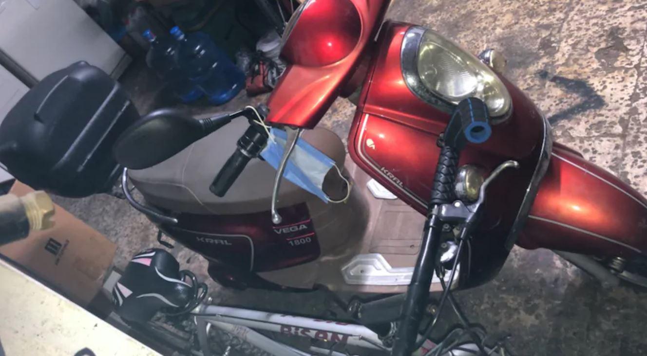 Kral Vega 1800 Elektrikli Motosiklet