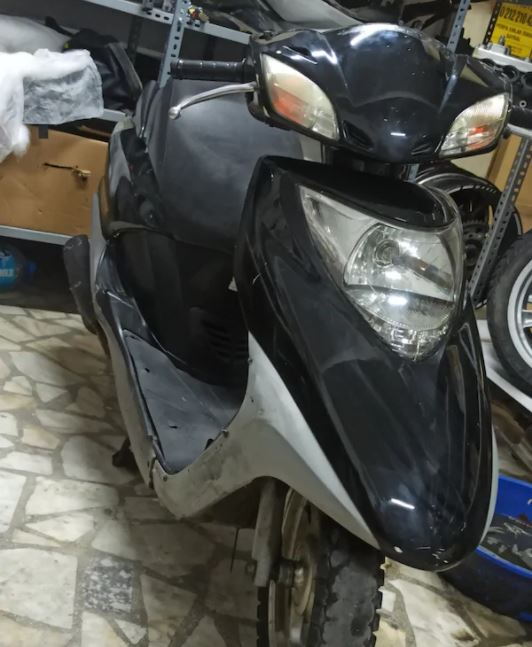 Honda Spacy Evraksız