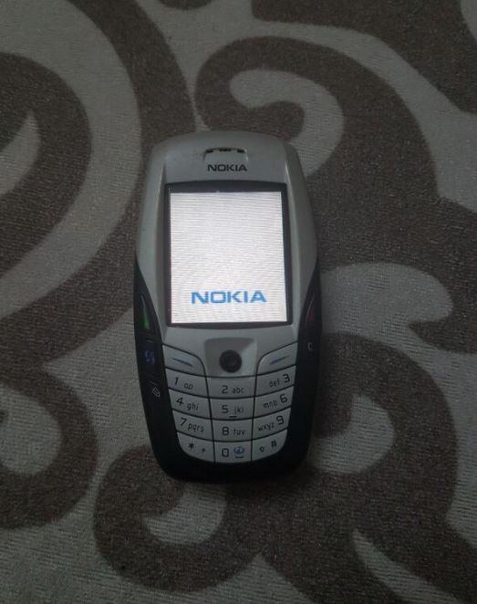 Nokia 6600 Cep Telefonu