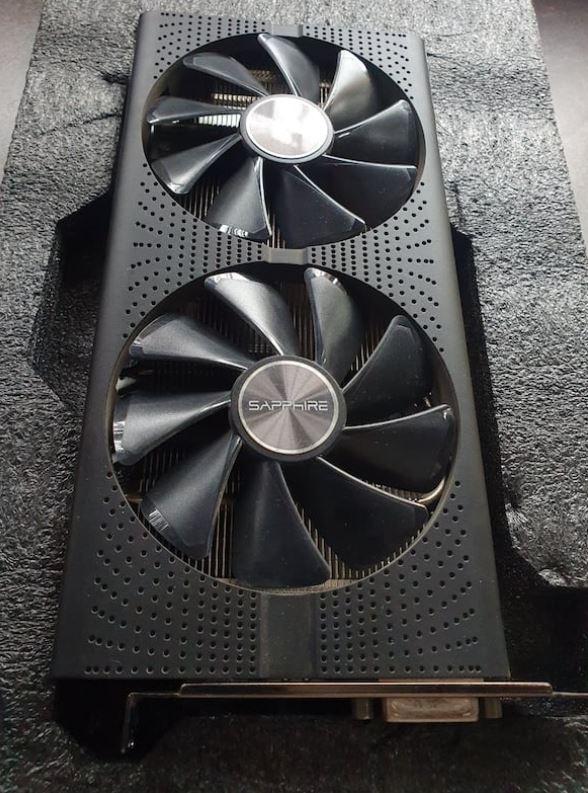 Sapphire RX 570 4 GB Ekran Kartı