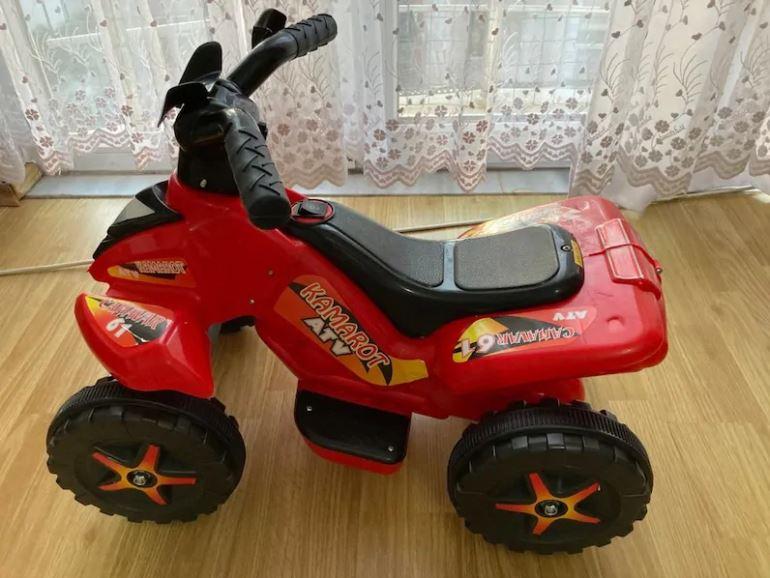 Çocuk Motosiklet Motorsiklet