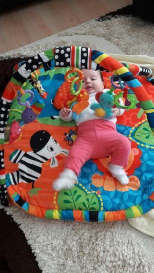 Bebek Oyun Halısı