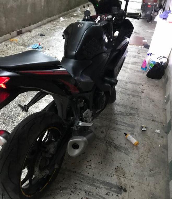 Yamaha R25 Motosiklet
