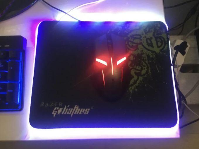 RGB Mause Pad