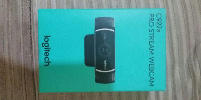 Logitech Webcam C922x Web Kamerası