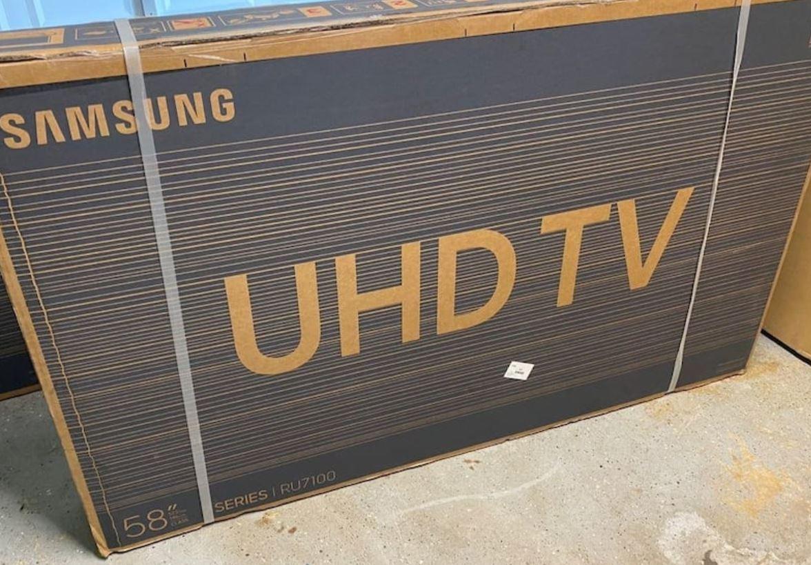 Samsung 58RU7100 58 inç Televizyon
