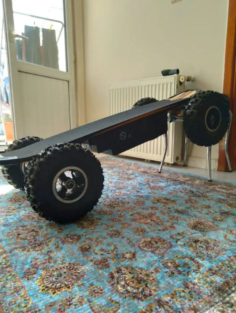 Elektrikli Kaykay X Board Off Road