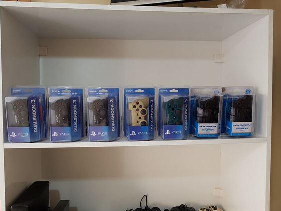PS2 PS3 PS4 GamePad Oyun Kolu