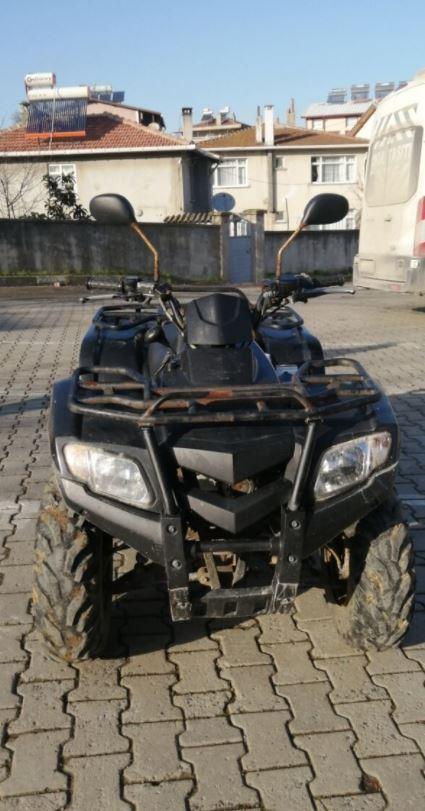 Yuki ATV 250