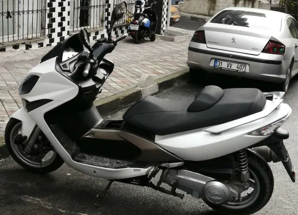 Kymco XCiting 250 2015