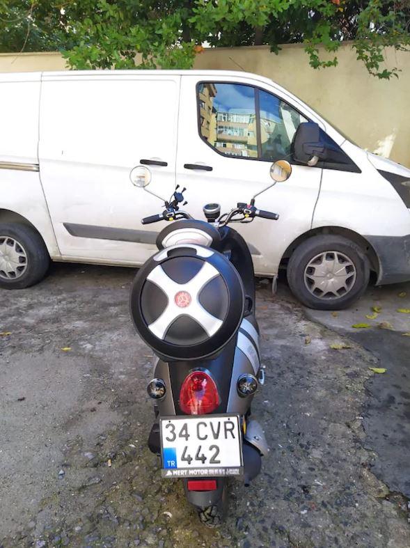 Kuba Trendy XC 50 Motosiklet