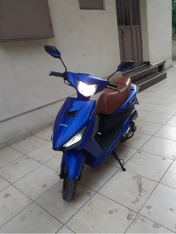 50CC Scooter Motosiklet