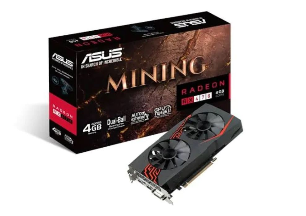 Asus RX 470 Mining Edition
