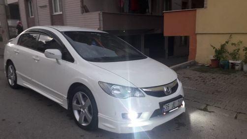 2010 Honda Civic 1.6 ES Premium Düz