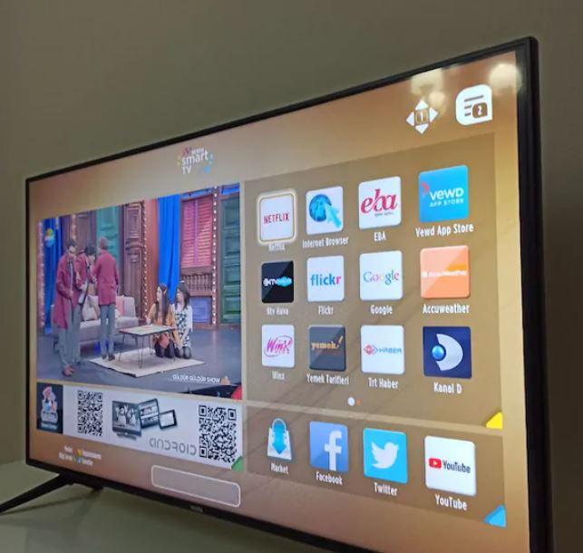 Vestel 4K Ultra HD Smart TV