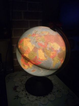 Dünya Abajur