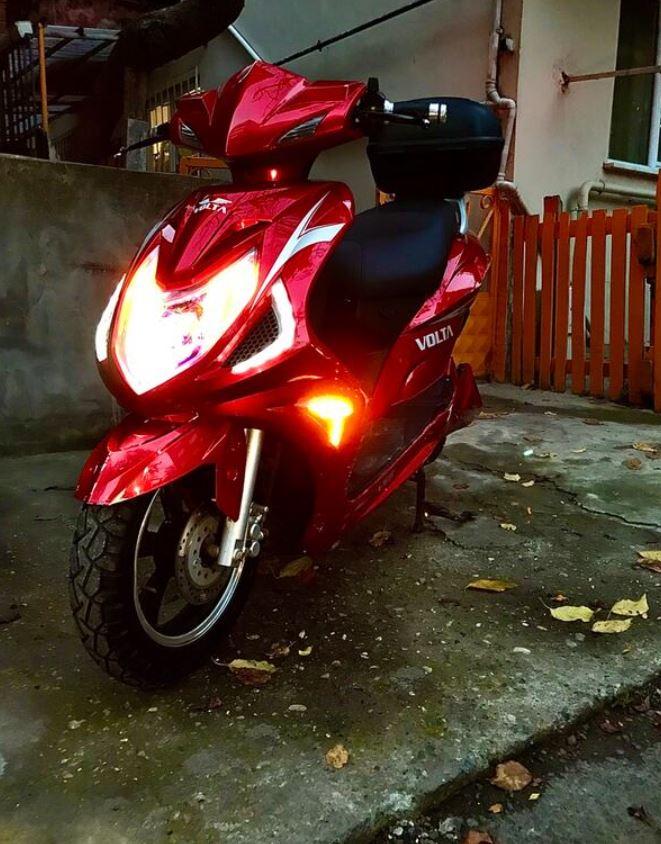 Volta Elektrikli Motosiklet