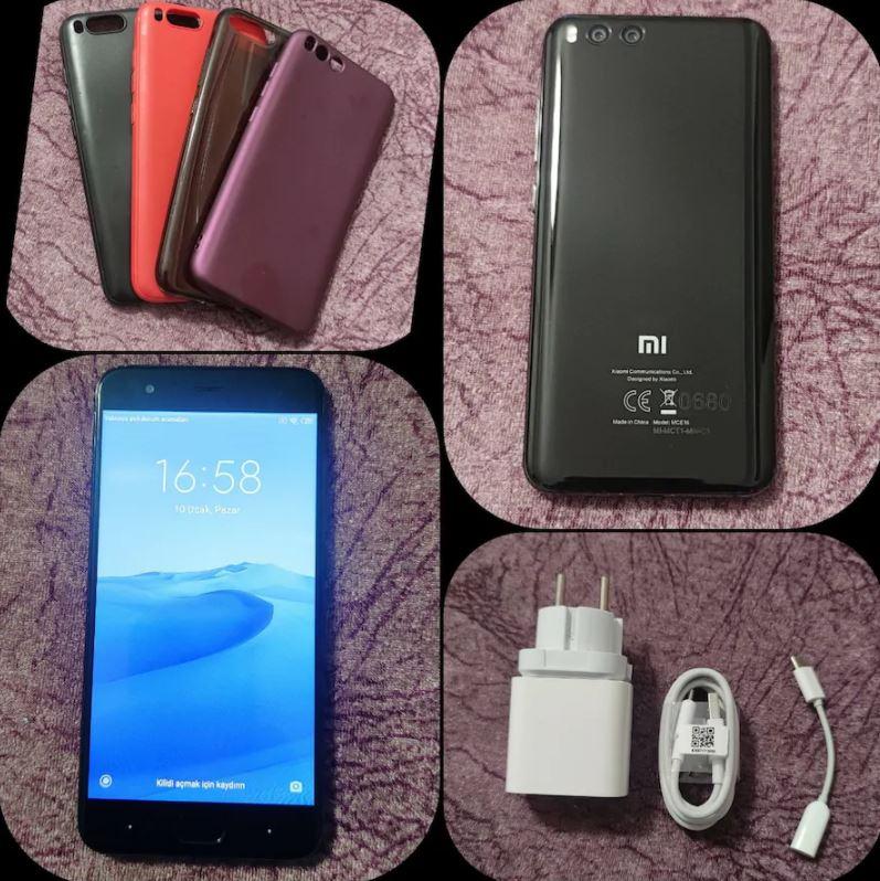 Xiaomi Mi 6 64 GB Telefon