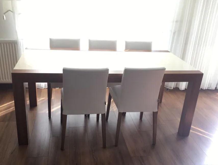 Yemek Masası Takımı + 6 Sandalye