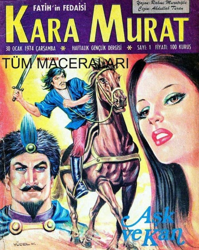 Kara Murat Maceraları