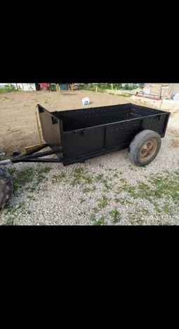 200CC Su Soğutma ATV