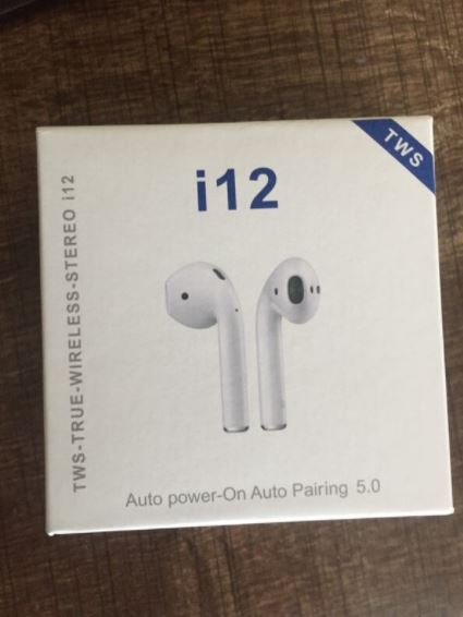 TWS i12 5.0 Bluetooth Kulaklık
