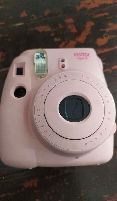 Instax Mini 8 Fotoğraf Makinesi