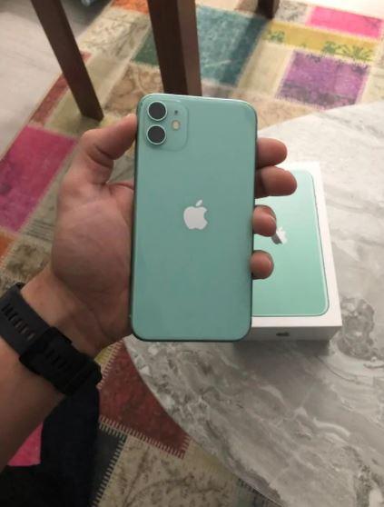 iPhone 11 Pro 128 GB Garantili